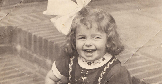 Try Not to Smile: Snapshots of Our Ancestors As Children