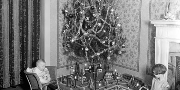 Christmas Trees Over The Years