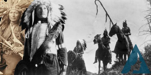 25 Photos of Native American History