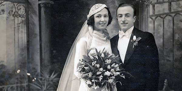 How Would Your Wedding Have Looked 100 years Ago?