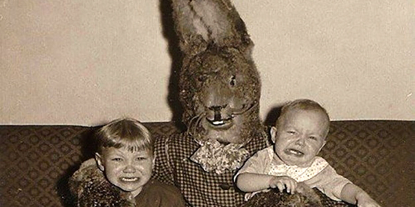 Easter Traditions - Religion, Candy And The Scary Easter Bunny