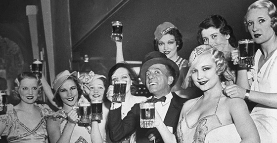 Those Lazy, Hazy, Crazy Days of Prohibition