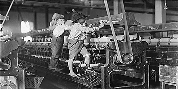 Before Child Labor Laws - When Every Boy And Girl Had A Job