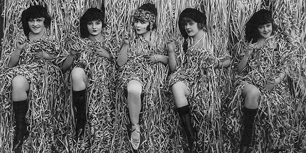 Bathing Beauties Of The Early 20th Century