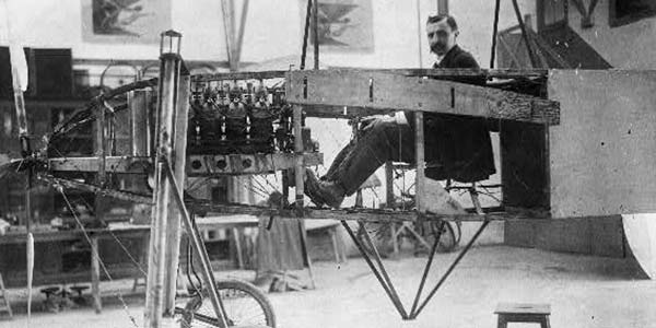 Those Magnificent Men (And Women) In Their Flying Machines