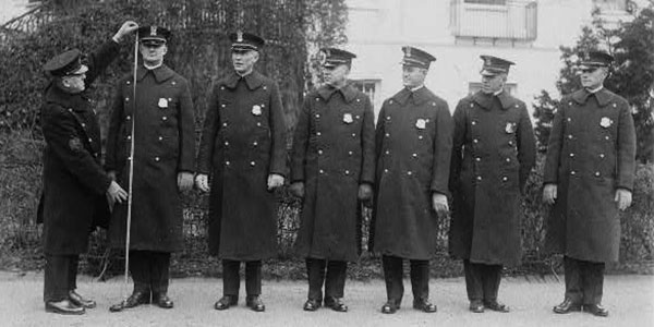 First Responders: Policemen and Policewomen