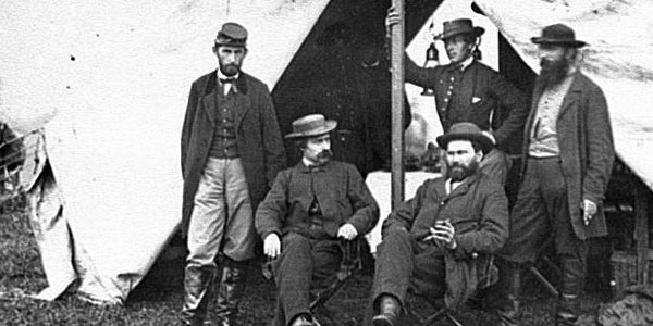Powerful Images of the American Civil War