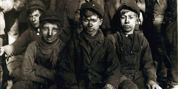 Our Hardworking Ancestors