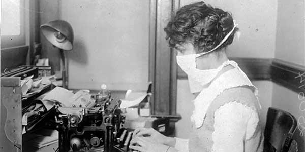 1918 -19 Spanish Flu Pandemic Killed Millions