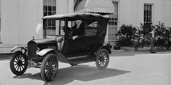 Automobile Evolution -  108th Anniversary of the Model T