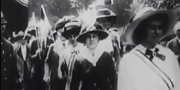 Women In The Streets - The History of Misogyny In The U.S.