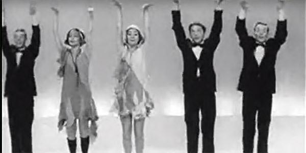 1920s Dance the Black Bottom!