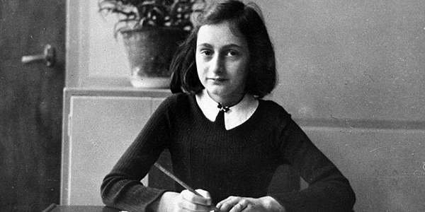 Anne Frank's Diary Published in English 65 Years Later