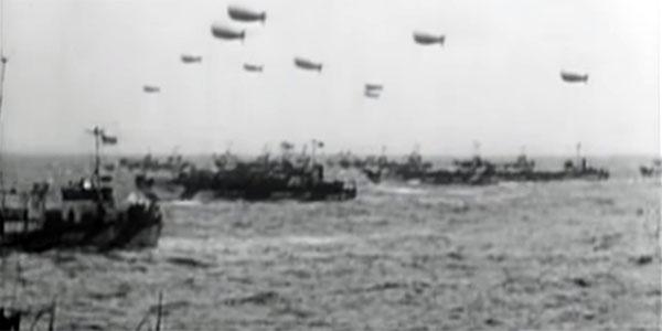 D-Day, World War II: June 6 1944